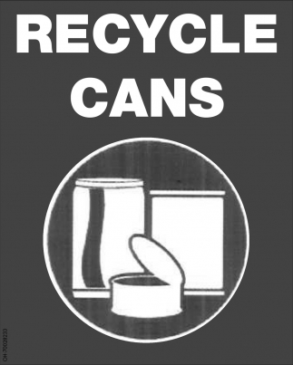 Recycle Cans