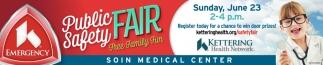 Public Safety Fair - Free Family Fun
