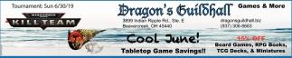 Cool June! - Tabletop Game Savings!