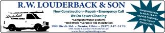 New Construction ~ Repair ~ Emergency Call