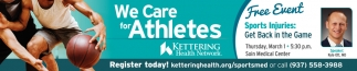 Free Event Sports Injuries