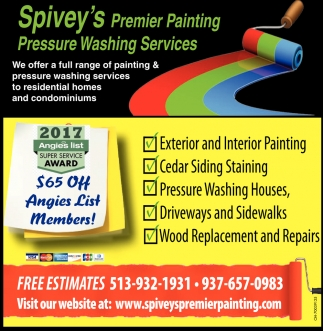 Premier Painting & Pressure Washing Services