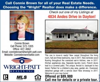 4834 Andes Drive - Dayton