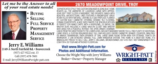 2670 Meadowpoint Drive, Troy