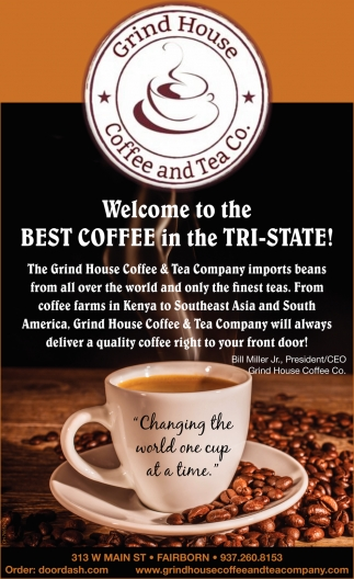 Best coffee in the Tri-State!