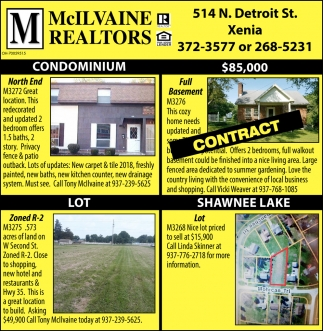 Lot, Condominium