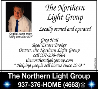 Greg Hull, owner, broker