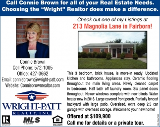 213 Magnolia Lane, Fairborn