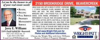 2150 Brookrigde Drive, Beavercreek