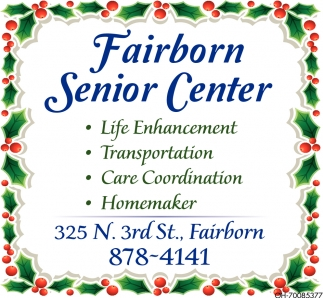 Fairborn Senior Center