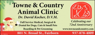 Full Service Medical, Surgical & Dental for Dogs, Cats & Small Pets