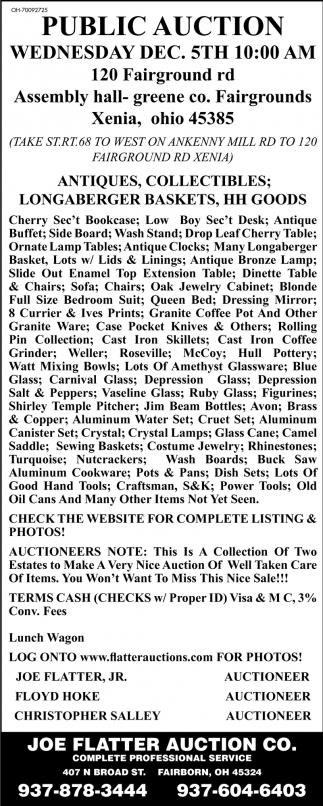 Antiques, Collectibles, Longaberger Baskets, HH Gods