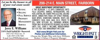 208-214 E, Main Street, Fairborn