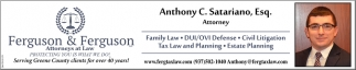 Family Law, DUI/OVI Defense, Civil Litigation