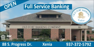 Open -Full Service Banking