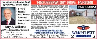 1450 Observatory, Fairborn