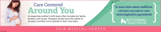 Care Centered Around You