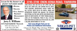 3745 - 3749 Enon - Xenia Road, Fairborn