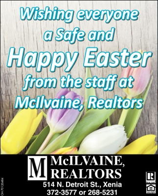 Wishing everyone a Safe and Happy Easter