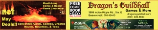 Free Comic Book Day - May 4